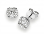 Diamant Ohrstecker 0,70 ct.