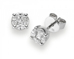 Diamant Ohrstecker 0,50 ct.