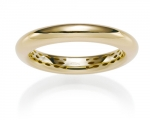 Goldring 3,5 mm Gelbgold