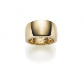 Goldring 11,5 mm Gelbgold