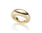 Goldring 9 mm Gelbgold